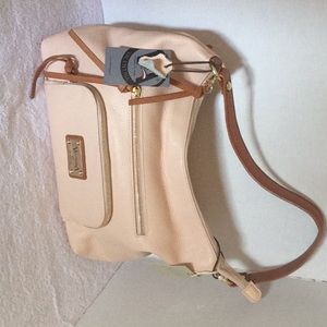 New with Tags - Valentina All Leather Bag